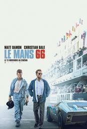 LE MANS 66 / James Mangold, réal. | Mangold, James. Metteur en scène ou réalisateur