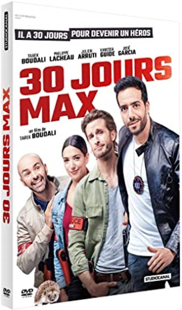 30 JOURS MAX / Tarek Boudali, réal.  