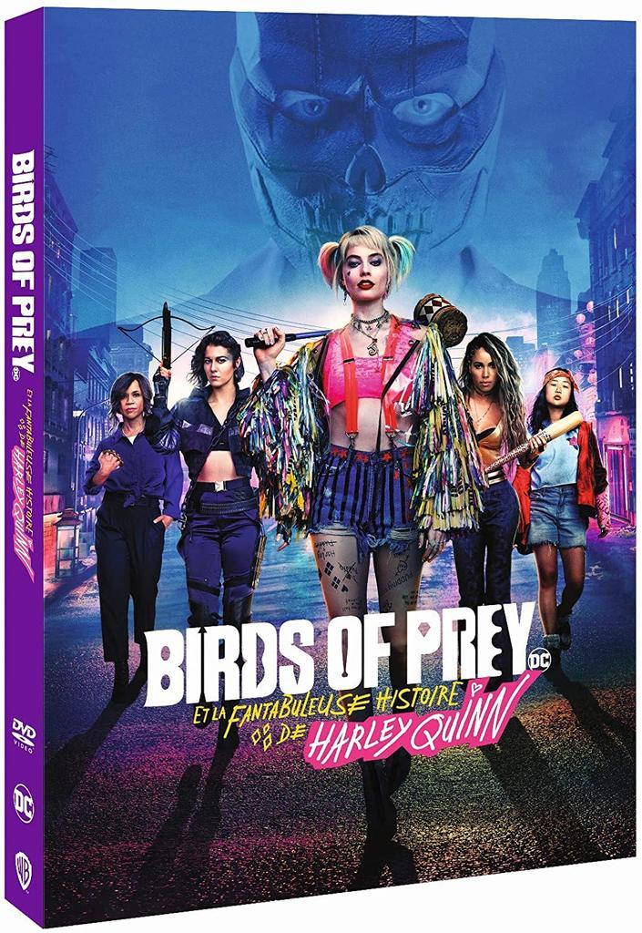 BIRDS OF PREY ET LA FANTABULEUSE HISTOIRE DE HARLEY QUINN / Cathy Yan, réal. |
