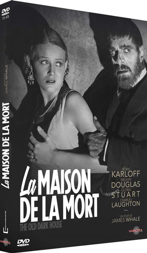 LA MAISON DE LA MORT / James Whale, réal. |