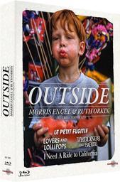 OUTSIDE : MORRIS ENGEL ET RUTH ORKIN / Morris Engel, Ruth Orkin, Ray Ashley, réal. | Engel, Morris. Metteur en scène ou réalisateur