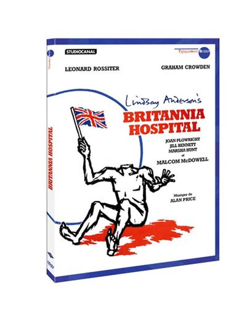 BRITANNIA HOSPITAL / Lindsay Anderson, réal. |