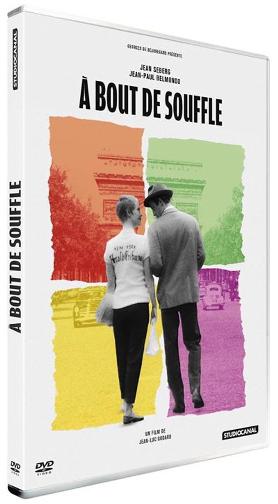 A BOUT DE SOUFFLE / Jean-Luc Godard, réal.  