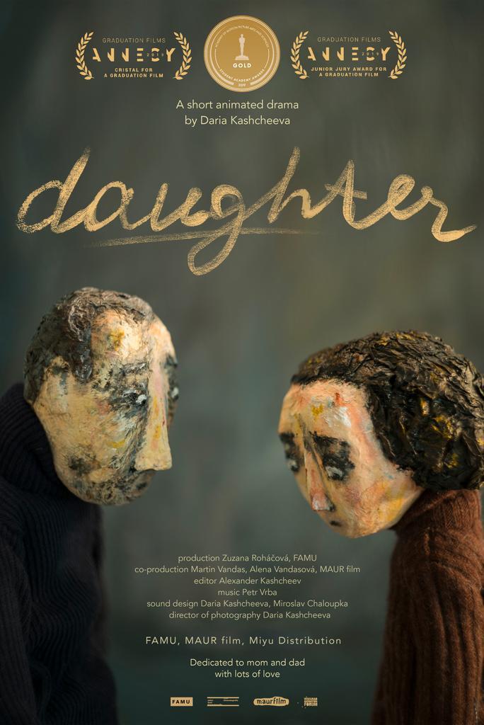 DAUGHTER / Daria Kashcheeva, réal. |