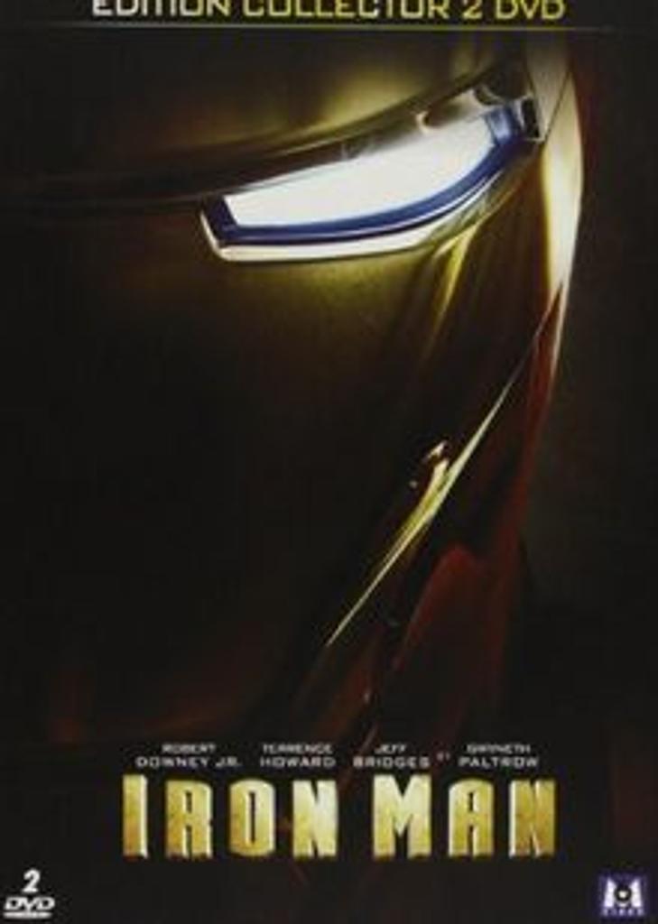IRON MAN / Jon Favreau, réal. |