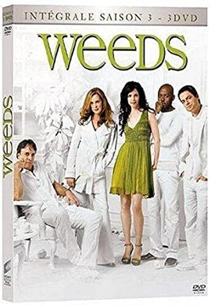 WEEDS : saison 3, le voisinage à la main verte ! / Craig Zisk, Lev L. Spiro, Martha Coolidge, réal.  