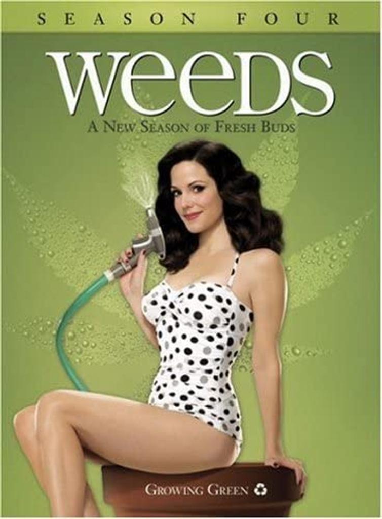 WEEDS : saison 4, une nouvelle récolte toute fraîche / Craig Zisk, Lev L. Spiro, Martha Coolidge, réal.  