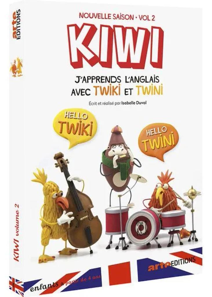 KIWI. Saison 2 vol. 2 / Isabelle Duval, réal.  