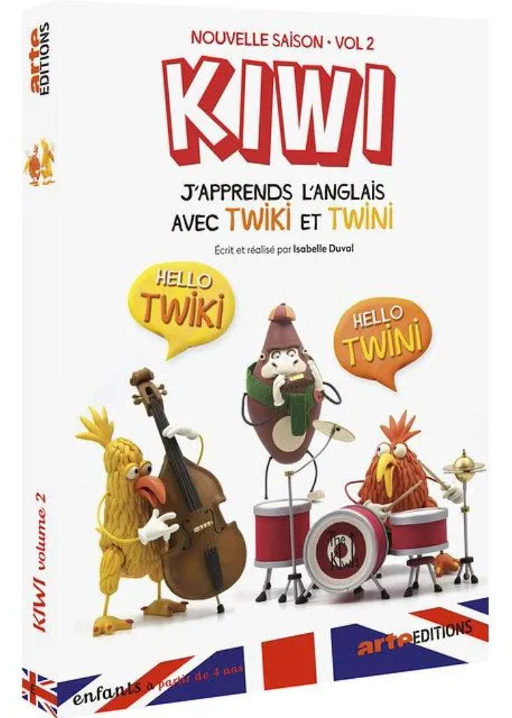 KIWI. Saison 2 vol. 2 / Isabelle Duval, réal. |