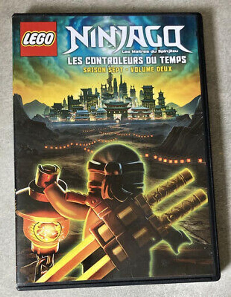 NINJAGO, les maîtres du Spinjitzu : saison 7 volume 2 |