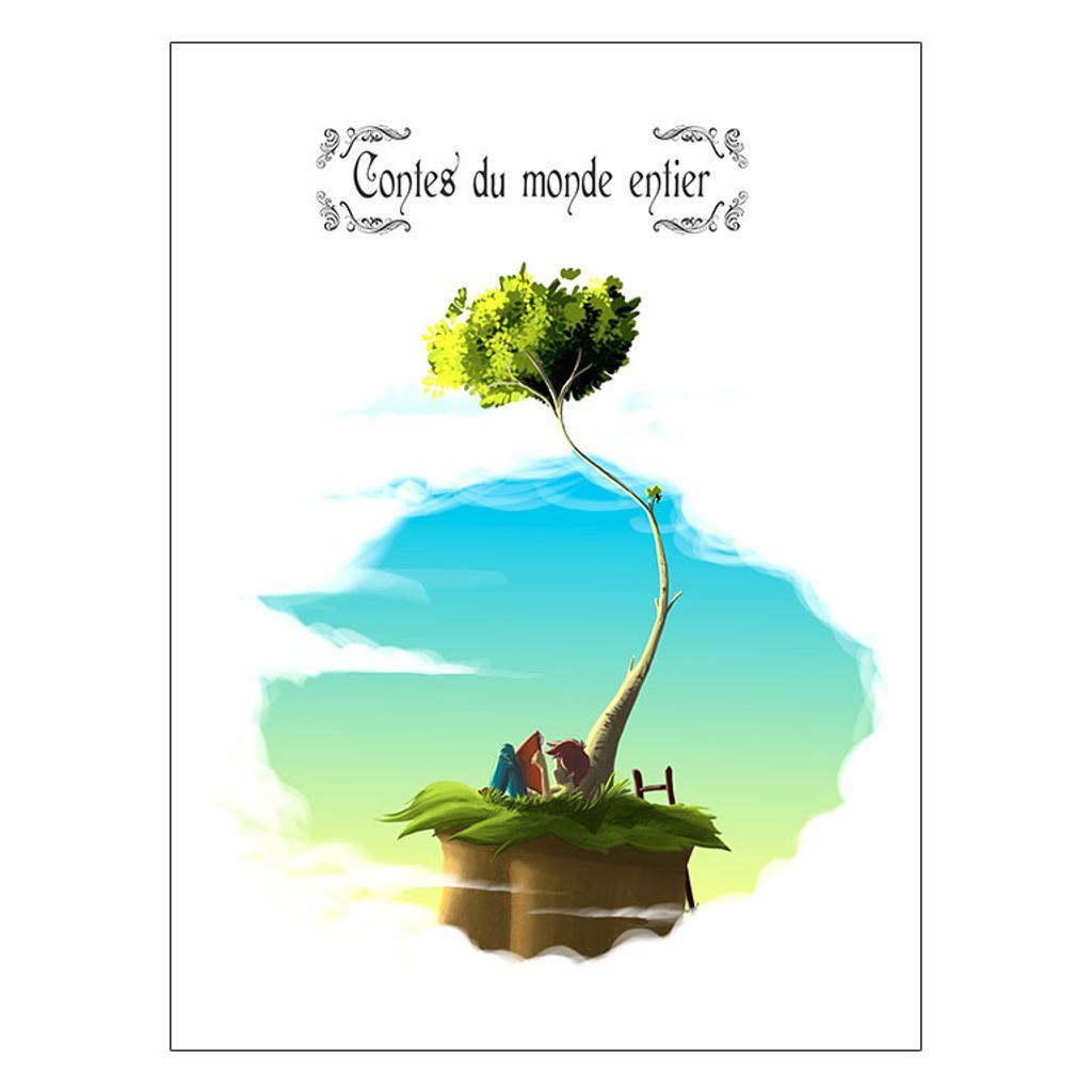 CONTES DU MONDE ENTIER, Les 3 fileuses, Le bon petit Henri : histoire en langue des signes / Jérôme Charton, Philippe Galant, Emmanuelle Laborit, réal. |