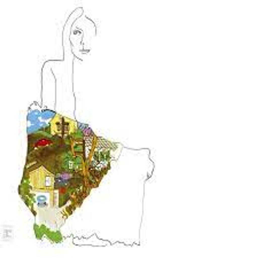 LADIES OF THE CANYON / Joni Mitchell |