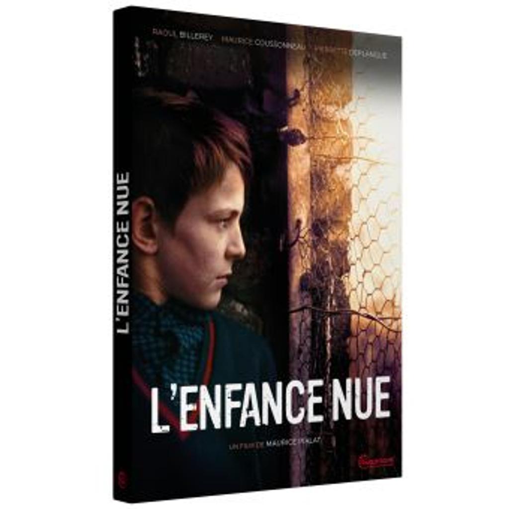 L' ENFANCE NUE / Maurice Pialat, réal. |