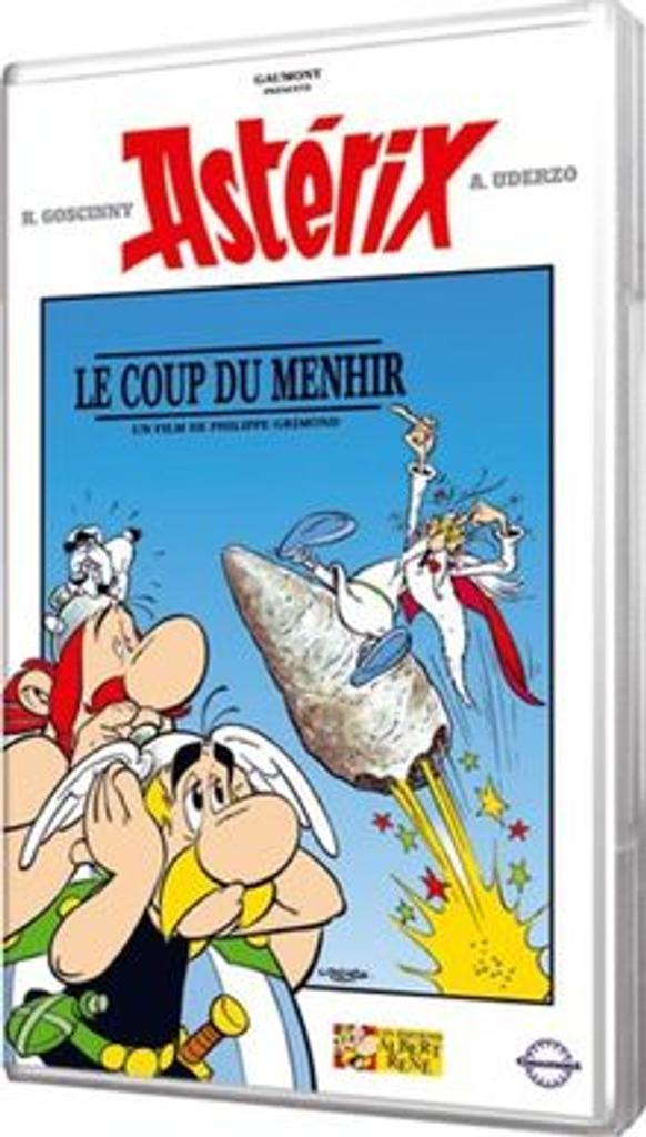 ASTERIX ET LE COUP DU MENHIR / Philippe Grimond, réal. |