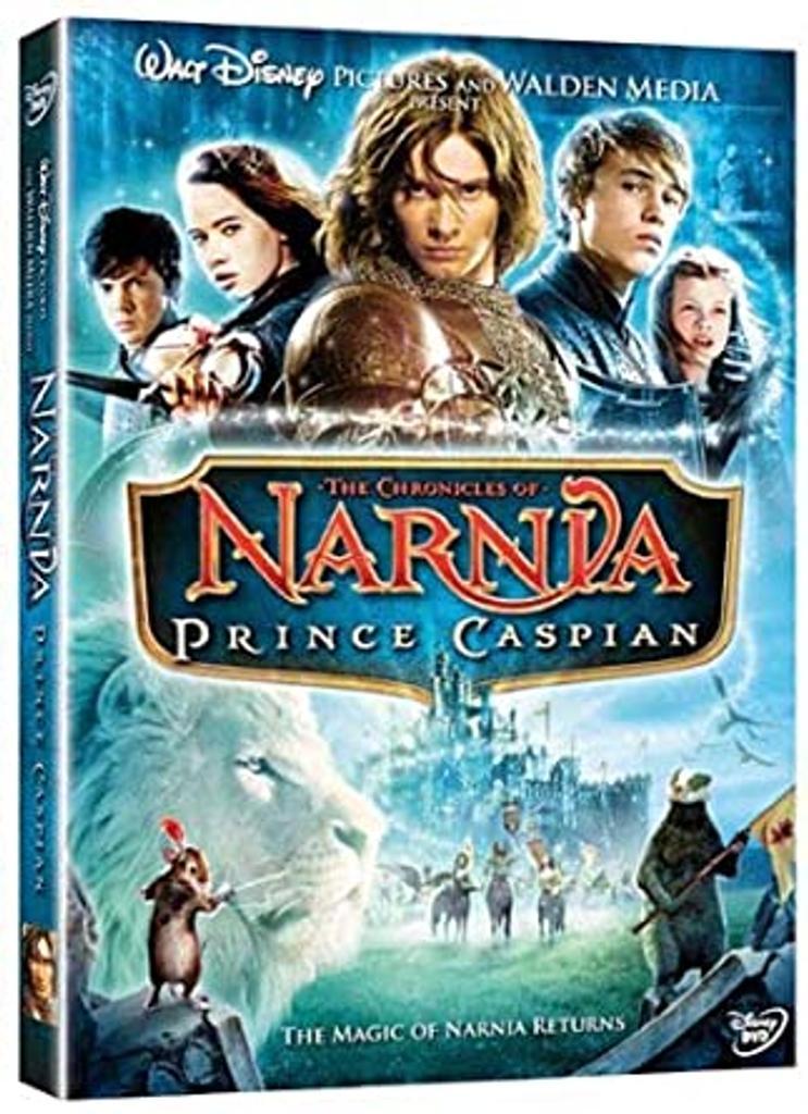 LE MONDE DE NARNIA, chapitre 2 : le prince Caspian / Andrew Adamson, réal. |