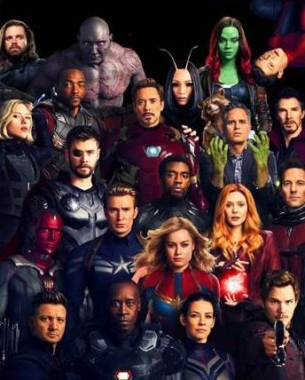 Aficion'ados spécial Marvel |